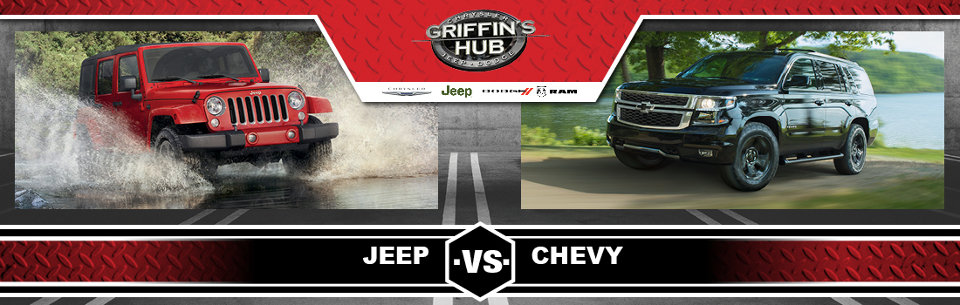 Jeep vs. Chevy banner