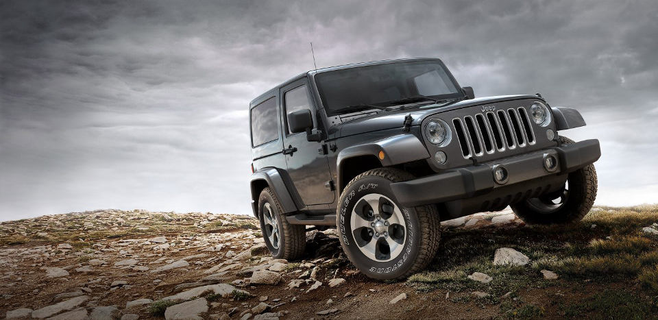 Image of a 2017 Jeep