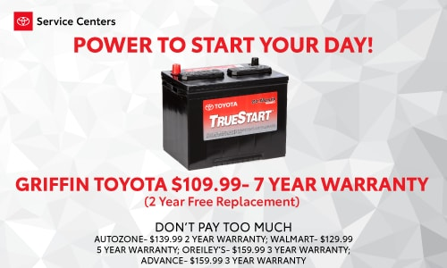 Power Start Your Day Battery Special