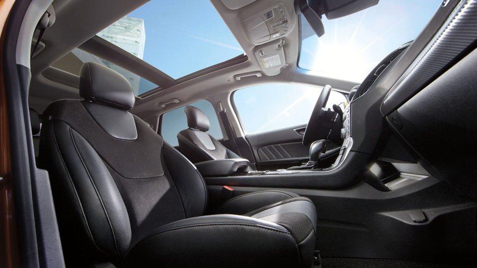 Ford Escape Vs  Ford Edge Design Features