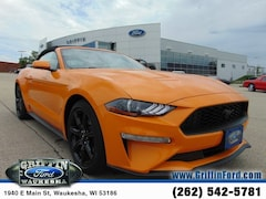 2018 Ford Mustang Ecoboost Near Milwaukee WI Convertible
