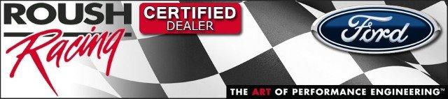 Roush Racing Certified Dealership