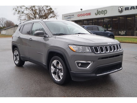 2020 Jeep Compass Limited Limited  SUV