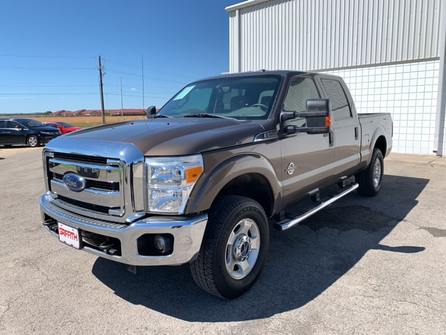 2015 Ford F-250 XLT 4x4  Crew Cab 6.75 ft. box 156 in. WB SRW Truck Crew Cab