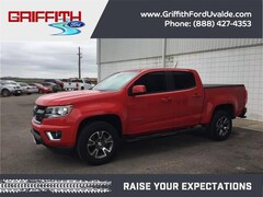 2016 Chevrolet Colorado Z71 4x2 Crew Cab 5 ft. box 128.3 in. WB Truck Crew Cab