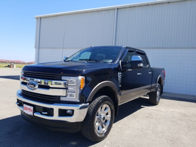 2018 Ford F-250 King Ranch 4x4  Crew Cab 6.75 ft. box 160 in. WB S Truck Crew Cab