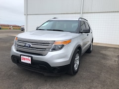 2014 Ford Explorer Front-wheel Drive SUV
