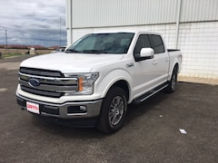 2018 Ford F-150 Lariat 4x4 SuperCrew Cab Styleside 5.5 ft. box 145 Super Crew