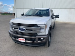 2019 Ford F-250 King Ranch 4x4  Crew Cab 6.75 ft. box 160 in. WB S Truck