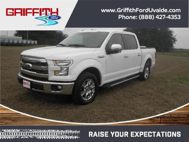 2015 Ford F-150 Lariat 4x2 SuperCrew Cab Styleside 6.5 ft. box 157 Truck SuperCrew Cab