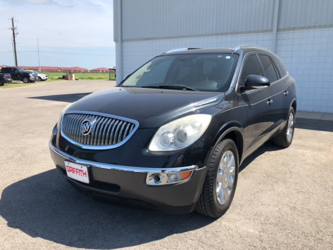 2012 Buick Enclave Leather Front-wheel Drive SUV