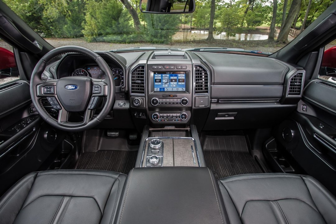 Expedition Max interior