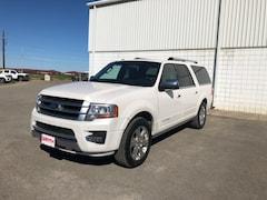 2015 Ford Expedition EL Platinum 4x4 SUV