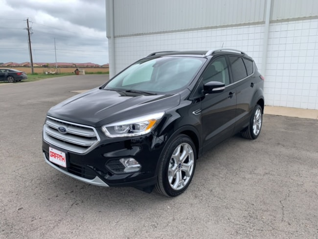 2019 Ford Escape Titanium Front-wheel Drive SUV