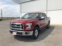 2016 Ford F-150 XLT 4x4 SuperCrew Cab Styleside 5.5 ft. box 145 in Truck SuperCrew Cab