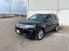 2019 Ford Explorer XLT Front-wheel Drive SUV
