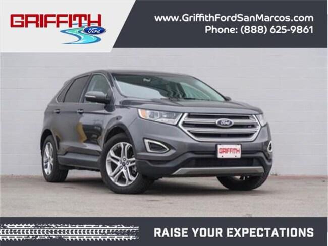 2015 Ford Edge Titanium Front-wheel Drive