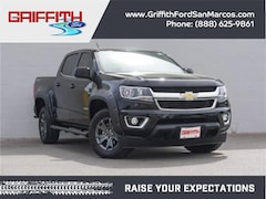 2018 Chevrolet Colorado LT 4x4 Crew Cab 5 ft. box 128.3 in. WB