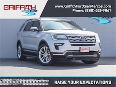 2019 Ford Explorer Limited Front-wheel Drive SUV