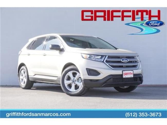 2018 Ford Edge SE Front-wheel Drive Crossover
