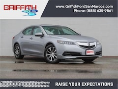 2017 Acura TLX (DCT) Front-wheel Drive Sedan