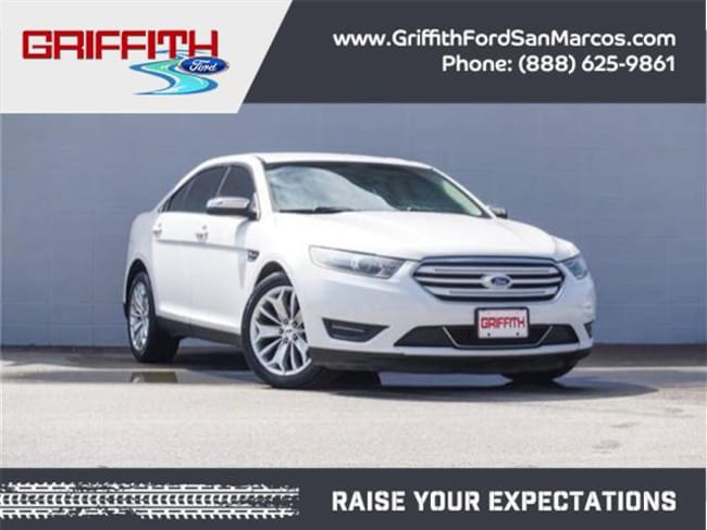 2015 Ford Taurus Limited Front-wheel Drive Sedan
