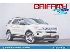 2018 Ford Explorer XLT Front-wheel Drive SUV