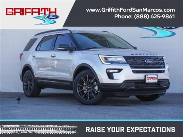 New 2019 Ford Explorer For Sale at Griffith Ford San Marcos | VIN