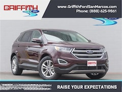 2018 Ford Edge SEL Front-wheel Drive Crossover