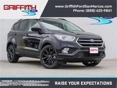 2018 Ford Escape SE 4x4 SUV
