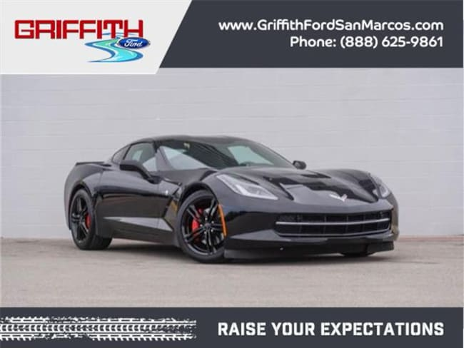 2016 Chevrolet Corvette Stingray 2LT Coupe
