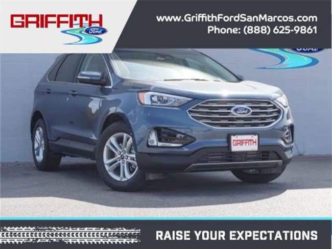 2019 Ford Edge SEL Front-wheel Drive Crossover