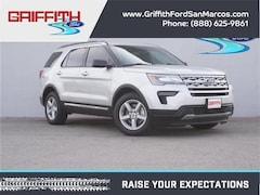 2019 Ford Explorer Front-wheel Drive SUV