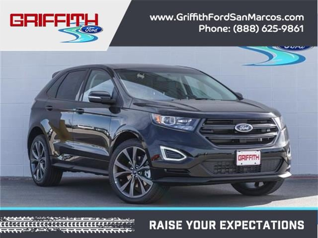 2018 Ford Edge Sport All-wheel Drive Crossover