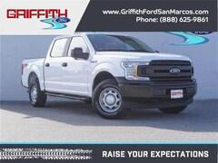 2018 Ford F-150 F150 4X4 CREW Truck