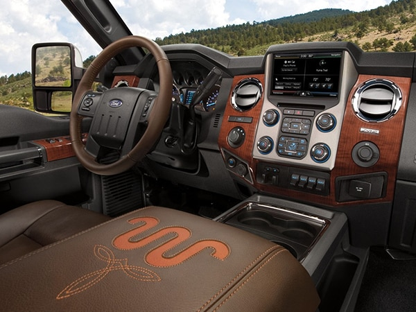 King Ranch F-250