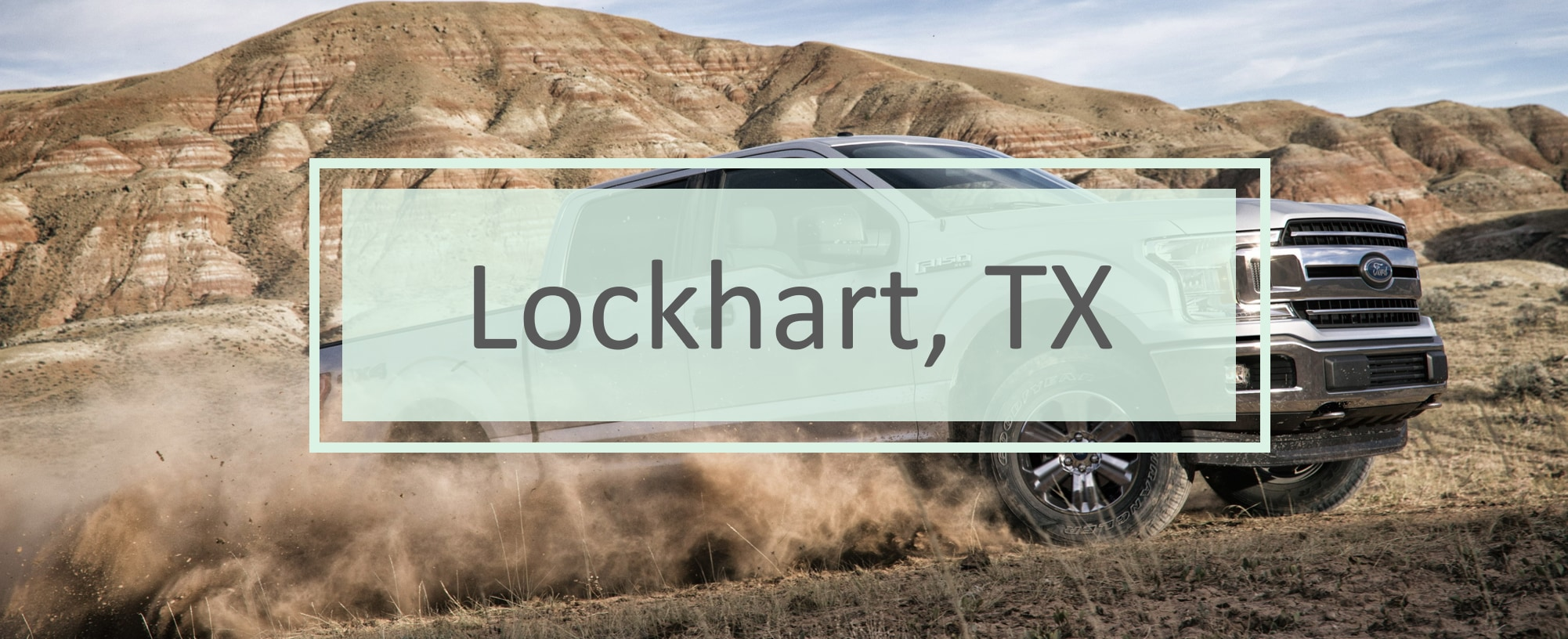 Griffith Ford Seguin >> Lockhart, TX | Griffith Ford Seguin