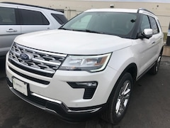 2019 Ford Explorer LTD 4WD | LEATHER | NAV | ROOF | 2ND ROW CAP SUV