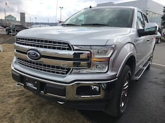 2019 Ford F-150 4X4 CREW | LARIAT CHROME | LEATHER | NAV | ROOF Truck SuperCrew Cab