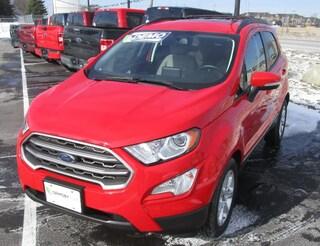 2018 Ford EcoSport SE FWD | HTD SEATS| CAMERA | NAV | ROOF SUV