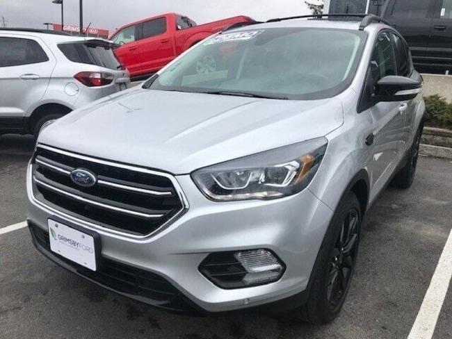 2018 Ford Escape TITANIUM 4WD SPORT| DEMO | LEATHER | NAV | ROOF SUV