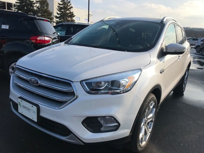 2019 Ford Escape TITANIUM 4WD | LEATHER | NAV | ROOF | TOW PKG SUV