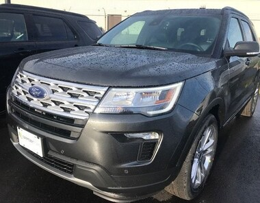 2019 Ford Explorer XLT 4WD | LEATHER | NAV | ROOF | ADAPT CRUISE SUV