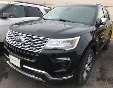 2019 Ford Explorer PLATINUM 4WD | LEATHER | NAV | ROOF | 2ND ROW CAP SUV