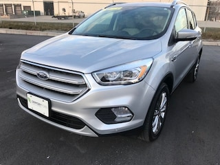 2018 Ford Escape TITANIUM 4WD   LEATHER   NAV   ROOF   TOW PKG SUV