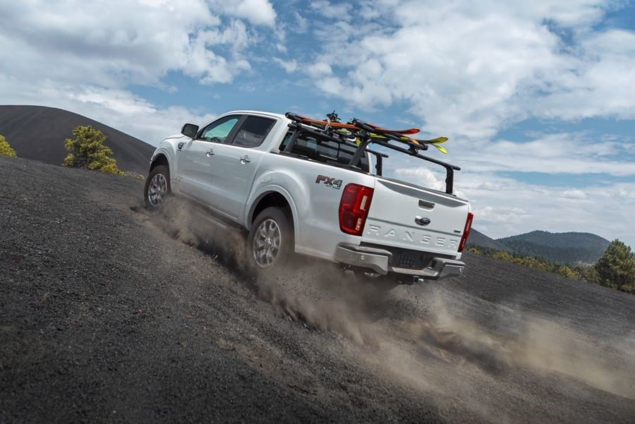 2019 Ford Ranger Grimsby Ford