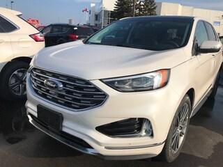 2019 Ford Edge TITANIUM AWD | LEATHER | NAV | ROOF | ADAPT CRUISE SUV