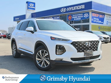 2019 Hyundai Santa Fe PREFERRED 2.0T / AWD / DEMO UNIT SUV