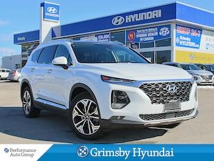 2019 Hyundai Santa Fe ULTIMATE 2.0 / AWD / DEMO UNIT SUV