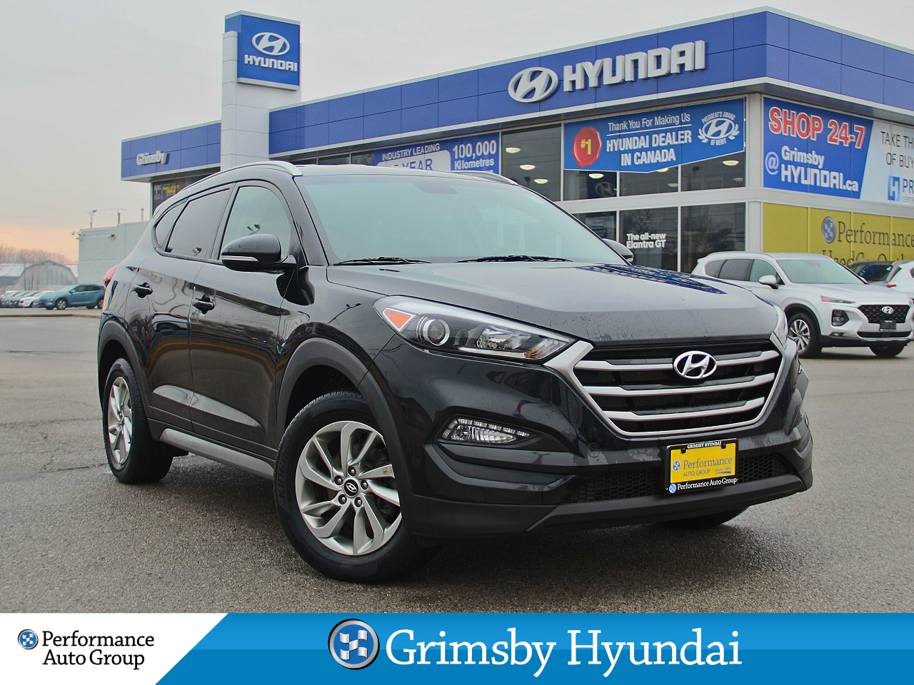 2017 Hyundai Tucson BLUETOOTH / ALL WHEEL DRIVE / HEATED SEATS SUV